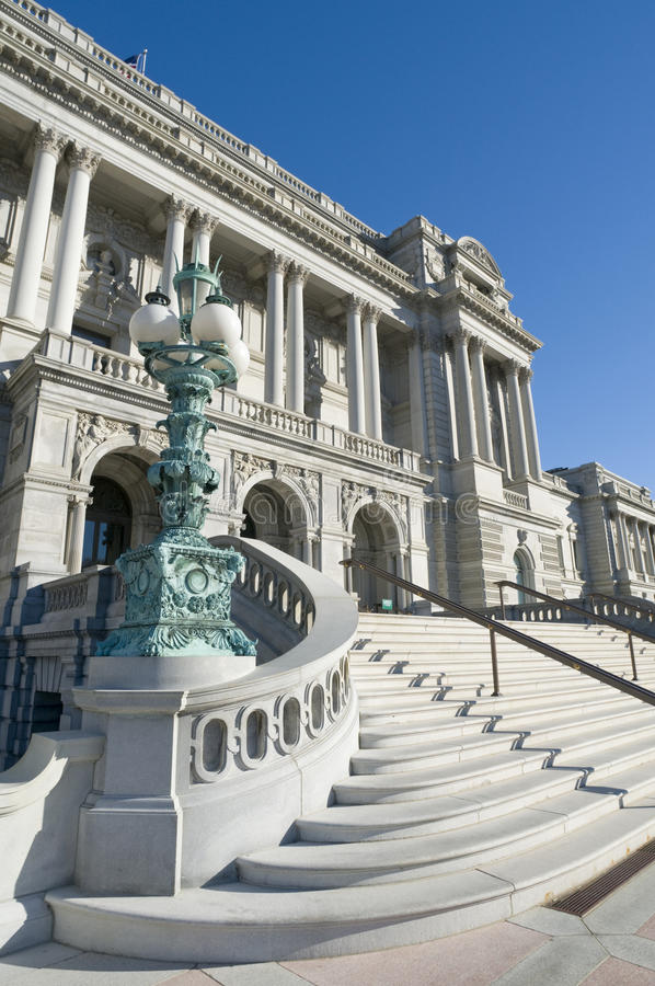 Download The Library Of Congress Stock Photo - Image: 17799410