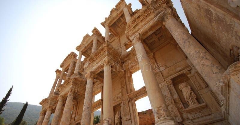Library In Ephesus Royalty Free Stock Photo