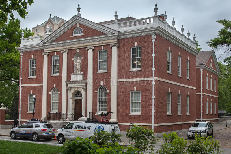 Download Library Hall Philadelphia Editorial Stock Photo - Image: 27618003
