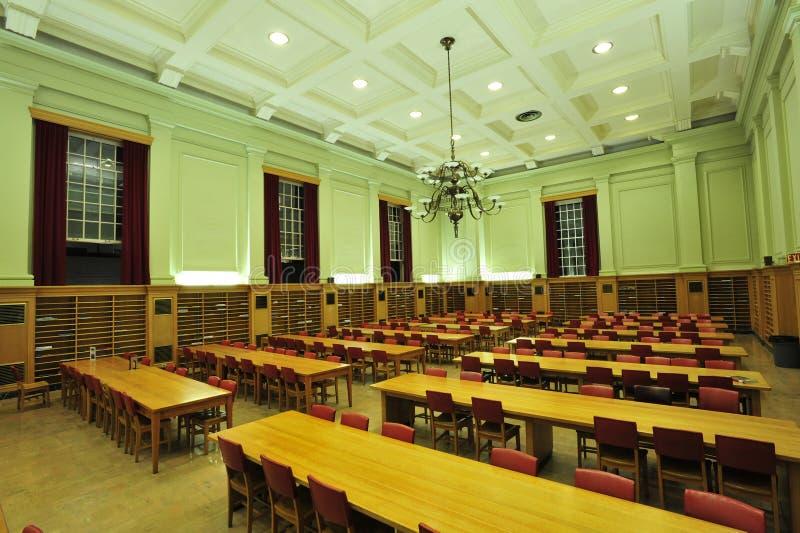 library reading room στοκ εικόνες