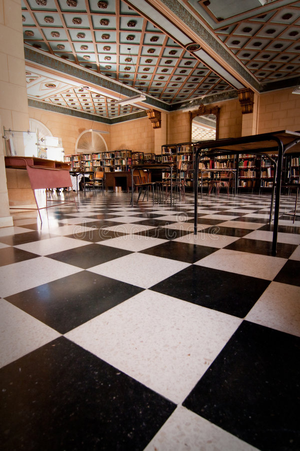 Download Library Room Stock Photo - Image: 9193810