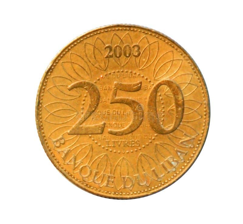 250 libras foto de stock royalty free