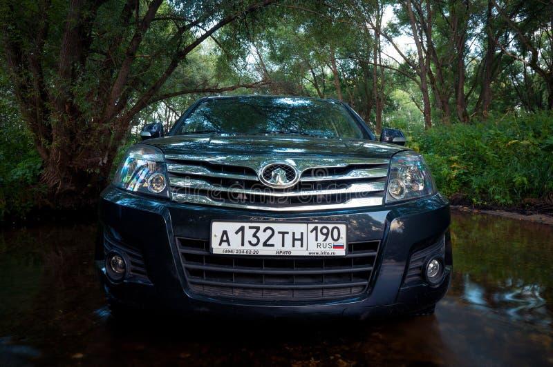 Librazione H3 della grande muraglia di SUV di cinese immagine stock