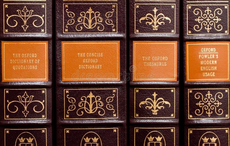 Libreria di riferimento fotografia stock libera da diritti