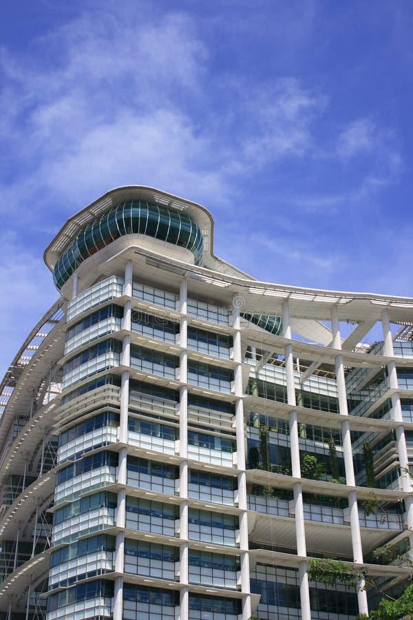 Libreria nazionale di Singapore fotografia stock