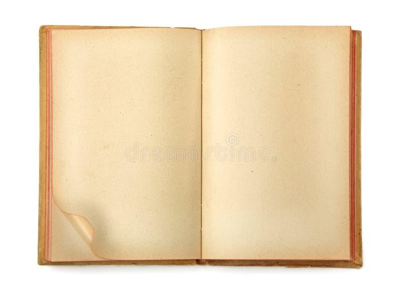 Libreta vieja imagen de archivo libre de regalías