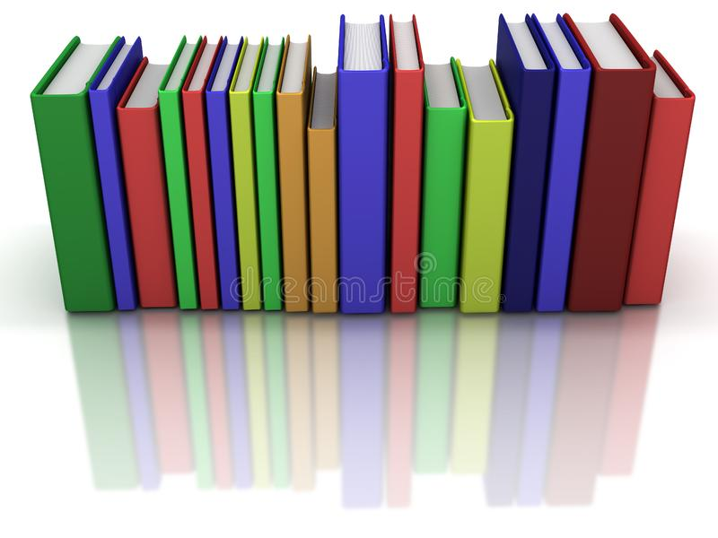 Libri immagine stock