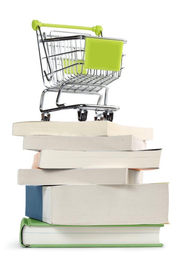 Libri di acquisto immagini stock