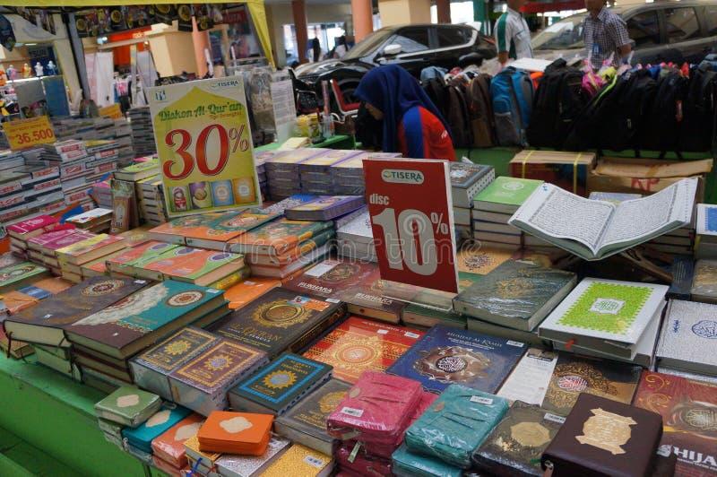 Libri islamici immagini stock