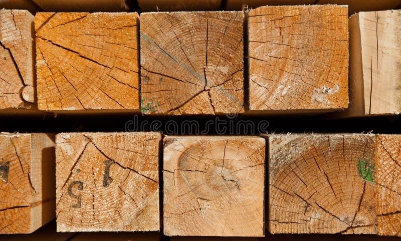 Libri macchina di legno quadrati fotografia stock