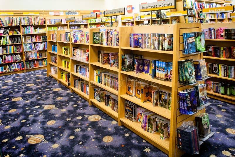 Libri per bambini immagine stock