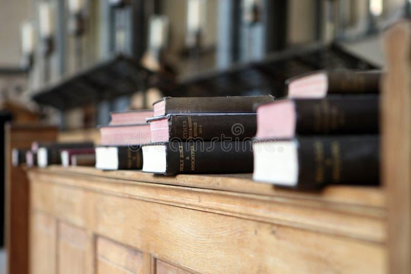 Libri sacri immagine stock