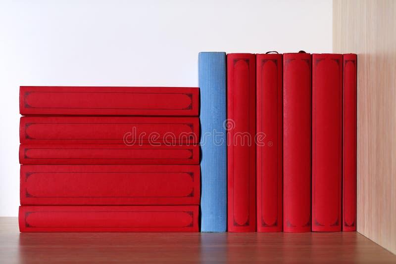 Libri in una libreria fotografia stock libera da diritti