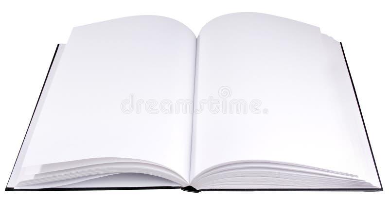 Libro aislado foto de archivo