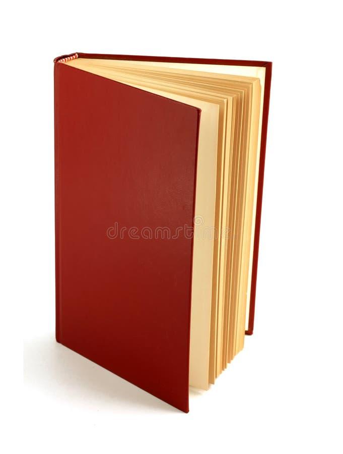 libro aislado en el fondo blanco imágenes de archivo libres de regalías