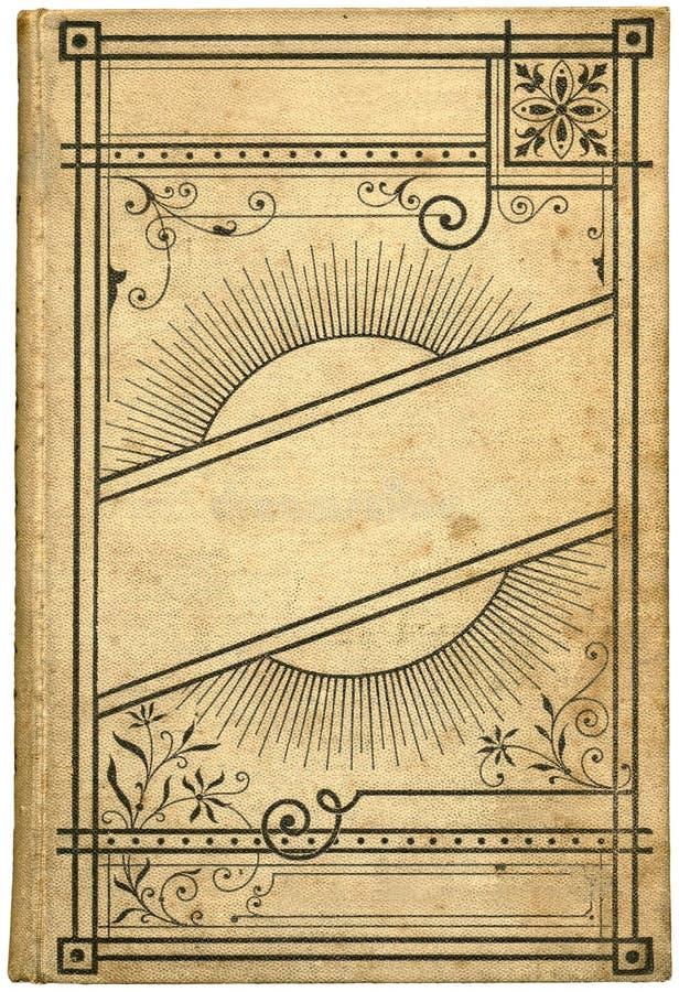 Libro antiguo ilustración del vector