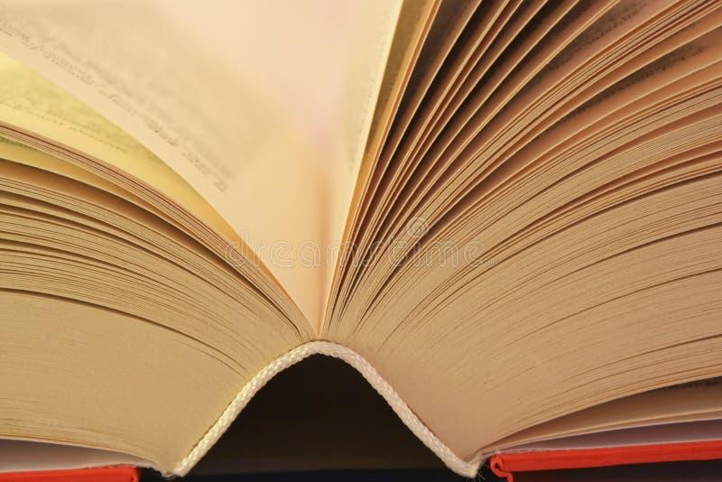 Libro aperto immagini stock libere da diritti