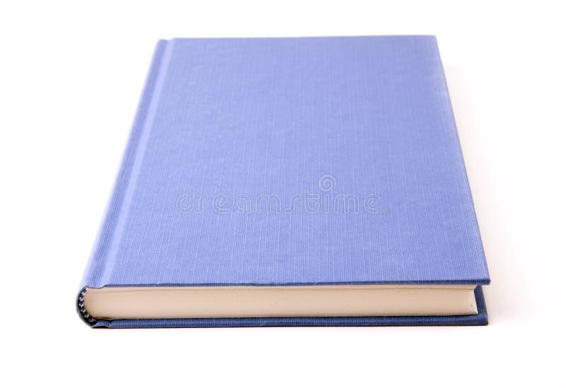 Libro azul foto de archivo