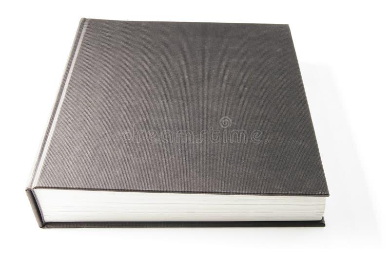 Libro in bianco fotografia stock