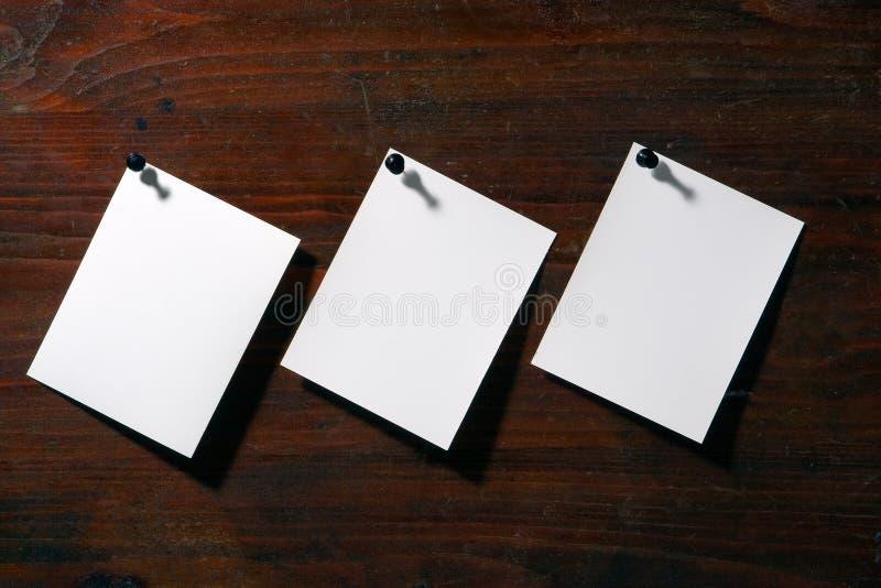Libro Blanco fotografía de archivo libre de regalías