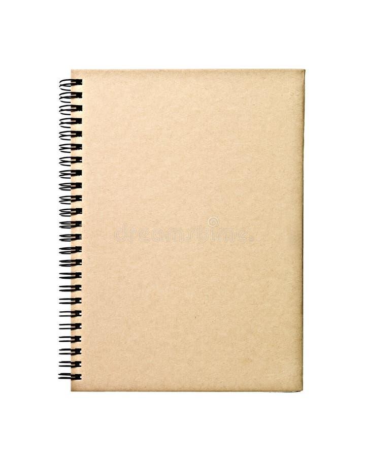 Libro cerrado fotografía de archivo