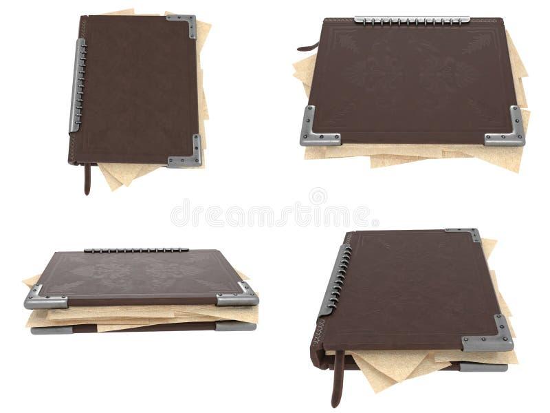 Libro Cerrado Ilustraciones Stock, Vectores, Y Clipart
