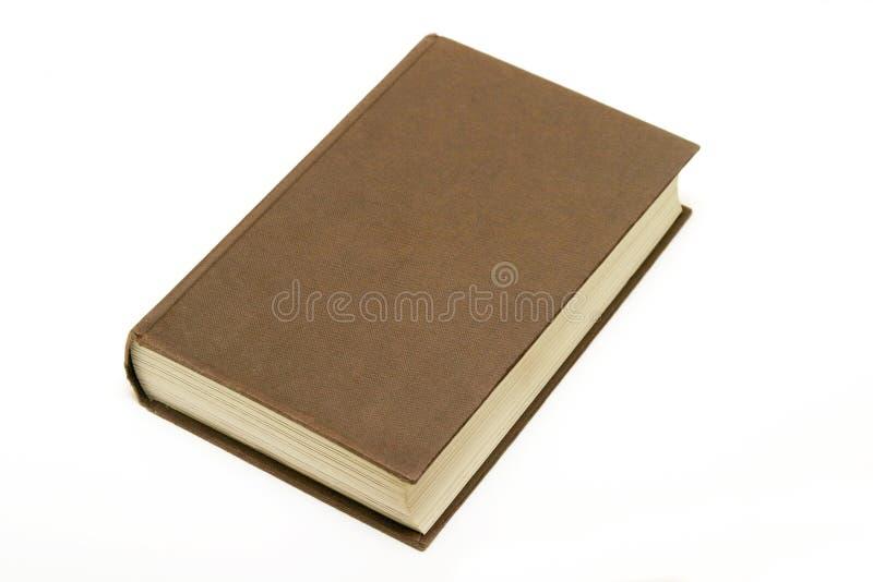 Libro chiuso immagini stock libere da diritti