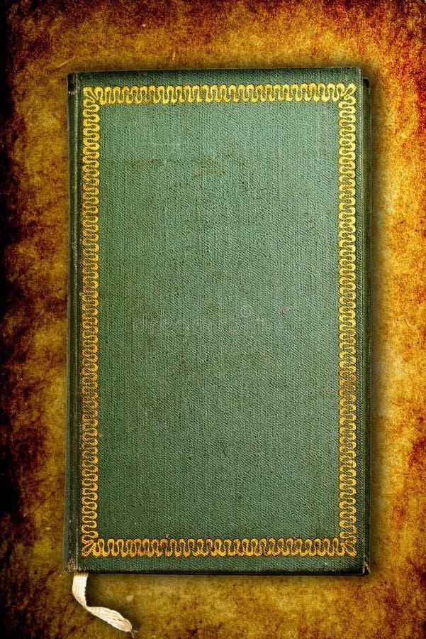 Libro consumato antico fotografie stock libere da diritti