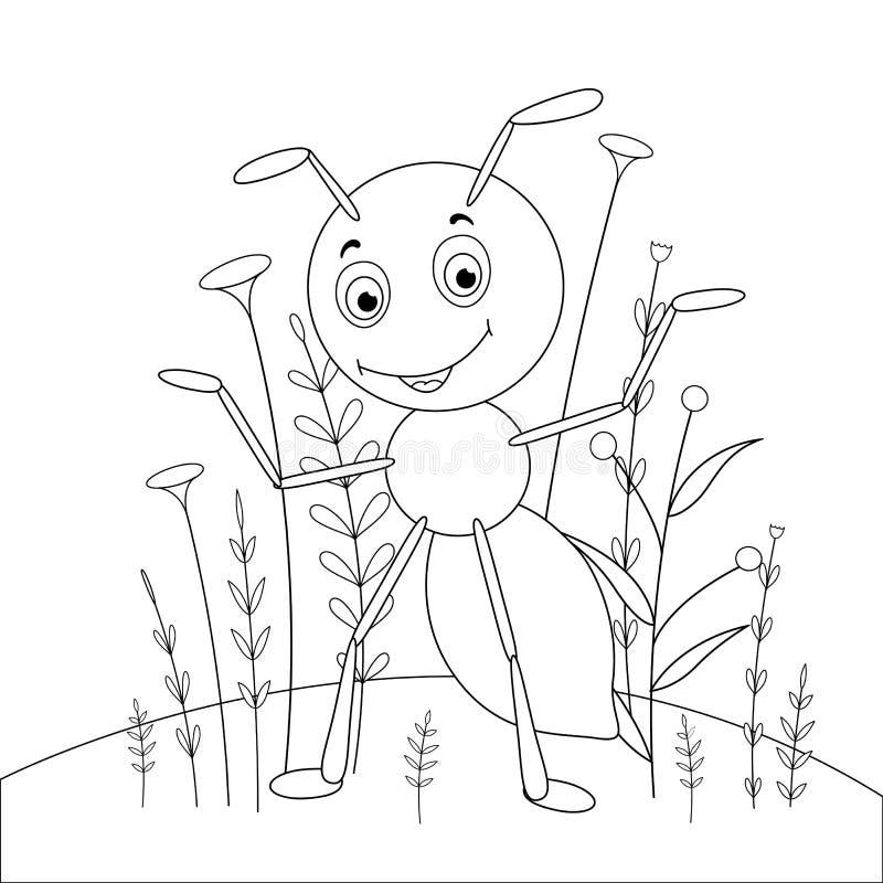 Libro De Colorear De Los Niños S Con Los Animales De La