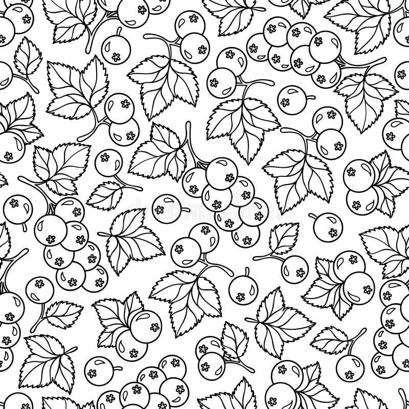 Libro de colorear para el adulto libre illustration