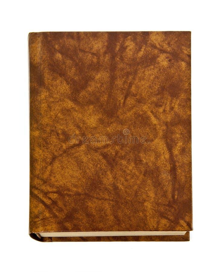 Libro de hardcover en blanco foto de archivo libre de regalías