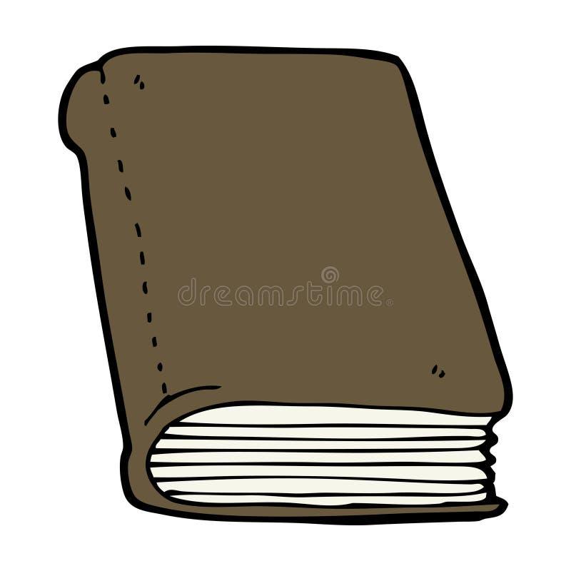 libro de la historieta libre illustration