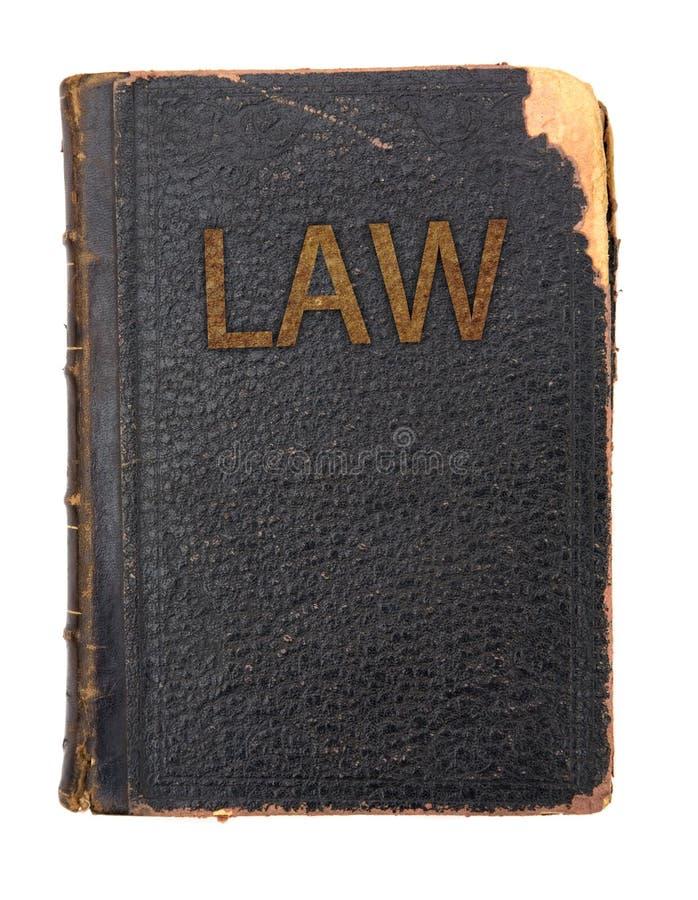 Libro de ley fotografía de archivo libre de regalías