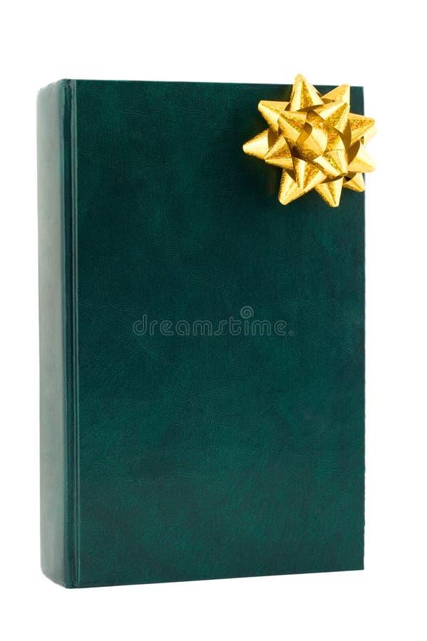 Libro de regalo foto de archivo libre de regalías