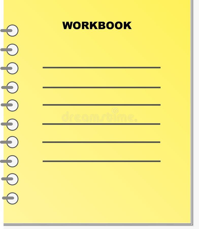 Libro de trabajo fotos de archivo