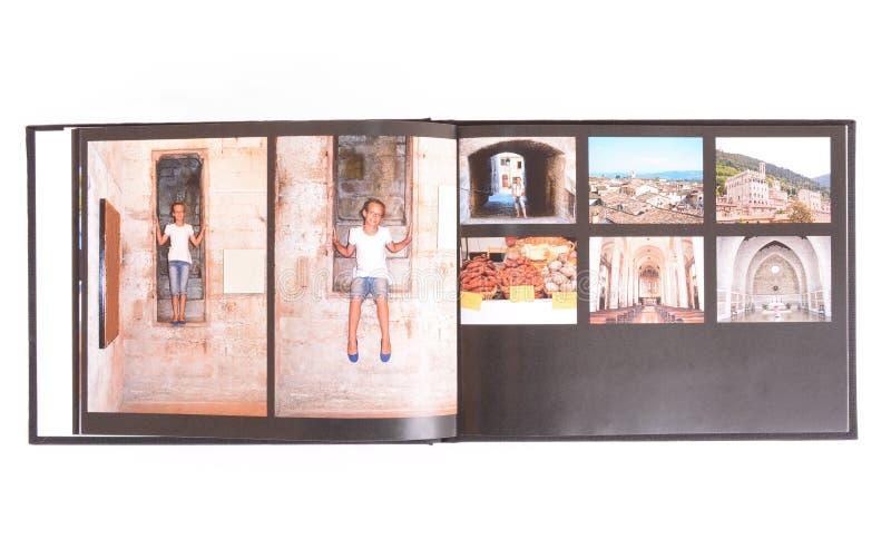 Libro della foto immagine stock libera da diritti
