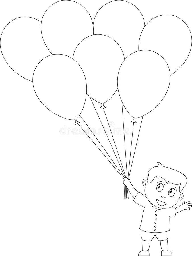 Libro di coloritura per i bambini [26] royalty illustrazione gratis