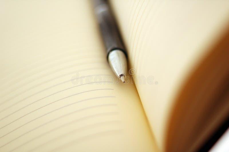 Libro di indirizzo fotografie stock