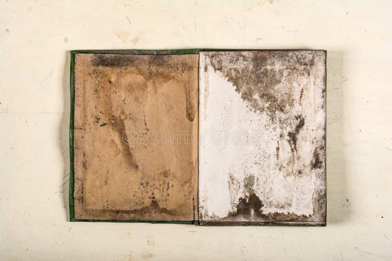 Libro lamentable antiguo fotos de archivo libres de regalías