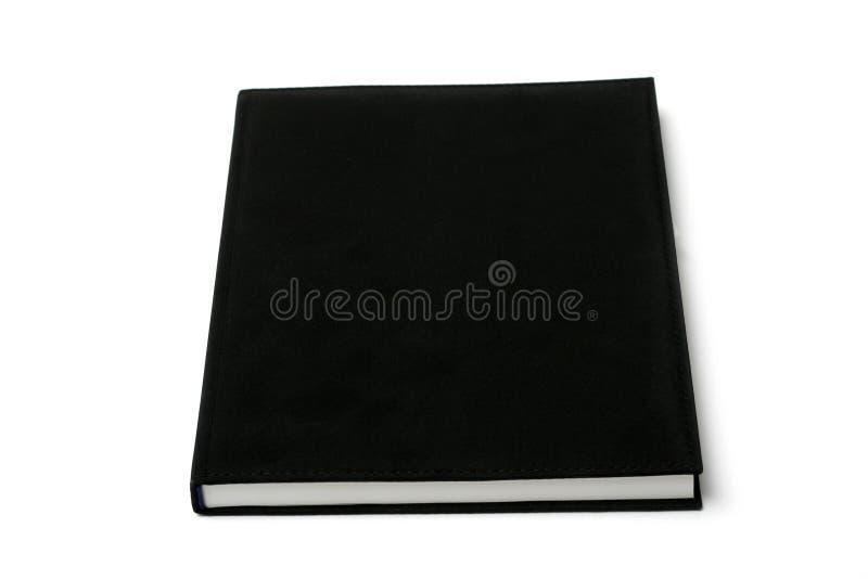 Libro Nero II Immagine Stock