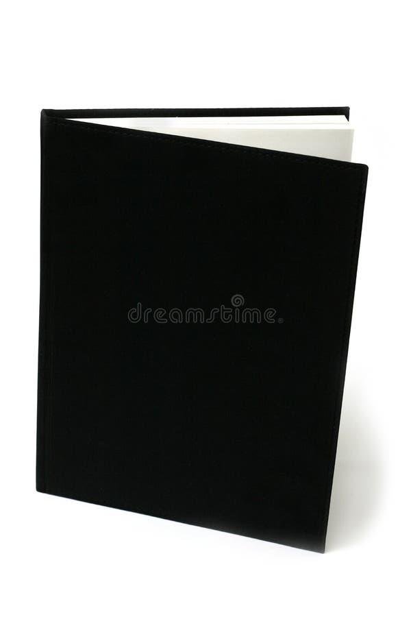Libro nero III immagine stock
