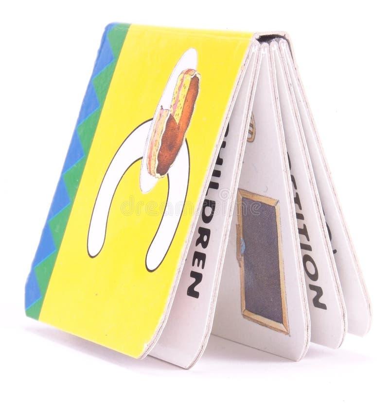 Libro para los niños fotografía de archivo libre de regalías