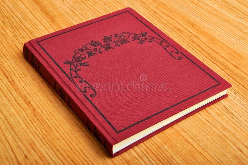 Libro rosso immagini stock libere da diritti