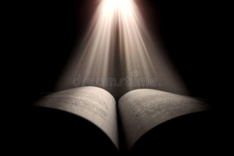 Libro sagrado foto de archivo libre de regalías