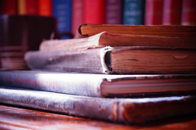Libro sul libro fotografie stock libere da diritti