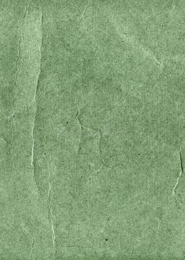 Libro Verde fotografia stock