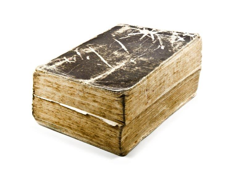 Libro viejo cerrado fotografía de archivo libre de regalías