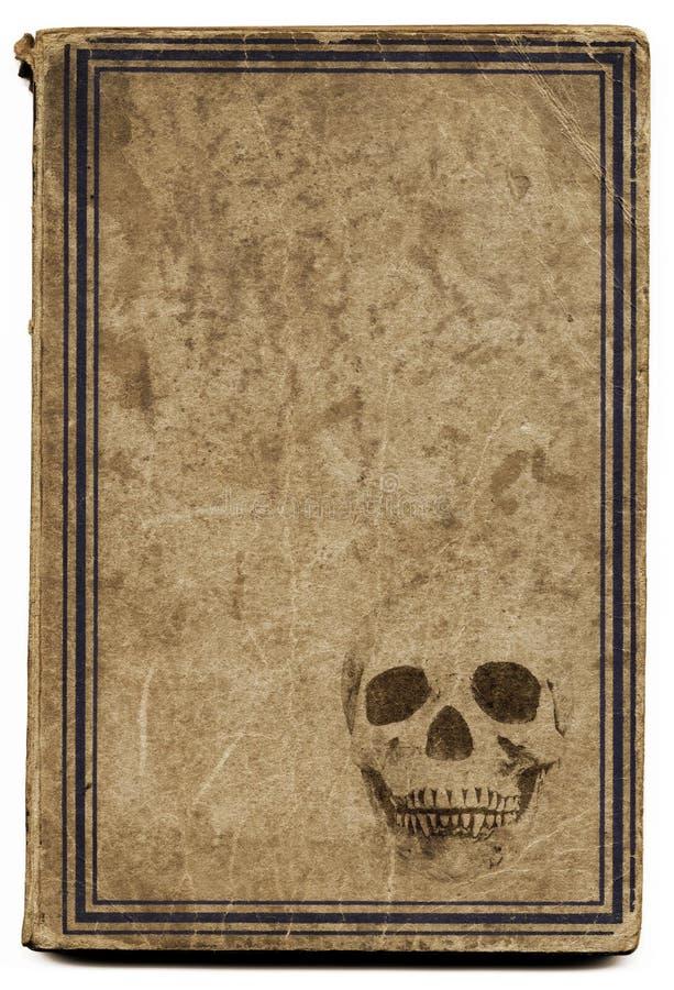 Libro viejo de la brujería ilustración del vector