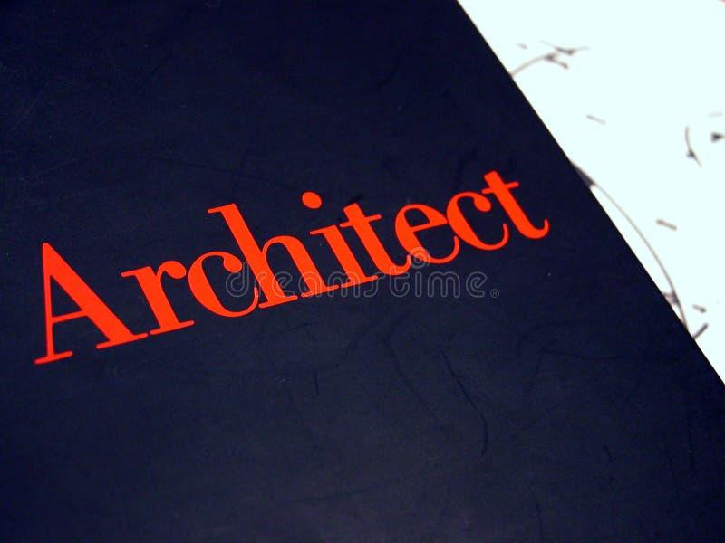Libro Y Proyectos Originales Foto de archivo libre de regalías