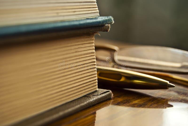 Libros. imagen de archivo libre de regalías